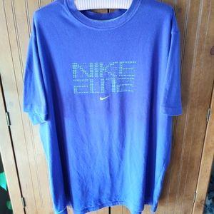 Nike Dri - Fit Unisex Tee Shirt